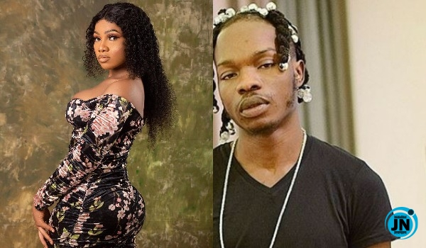 Tacha and Naira Marley fuel dating rumours by doing this